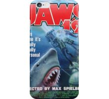 Back to the future - JAWS 19 iPhone Case/Skin