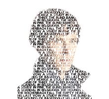 Sherlock From Words Photographic Print
