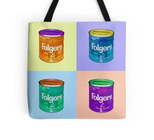 In Loving Memory of Donny Who Loved Bowling set of 4 pop art Tote Bag