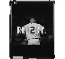 Pinstripe Rej2ct iPad Case/Skin