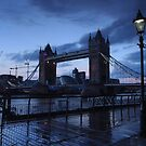 Dawn Storm - London by Ursula Rodgers Photography