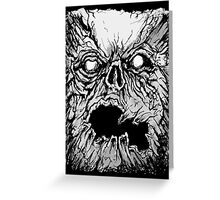 Evil Dead - The Book of the Dead - Necronomicon Greeting Card