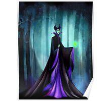 Maleficent (Sleeping Beauty Evil Queen) Poster