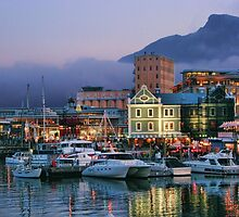 Victoria & Alfred Waterfront, Cape Town, South Africa by vadim19
