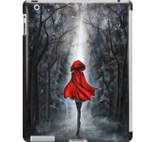 Little Red Riding Hood iPad Case/Skin