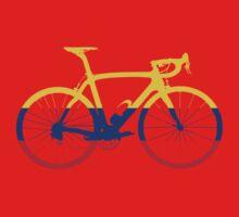 Bike Flag Colombia (Big) Kids Clothes