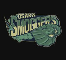 OSAKA: SMOGGERS by onesheettees