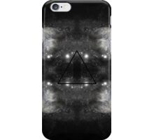 Space Moon Kaleidoscope Pattern iPhone Case/Skin