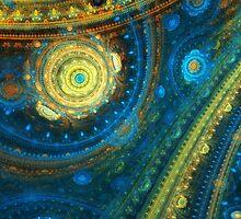 Sky sphere by MartinCapek