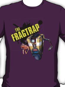 Borderlands Pre Sequel - Claptrap The Fragtrap T-Shirt
