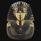 Tutankhamun - King Tut by hypetees