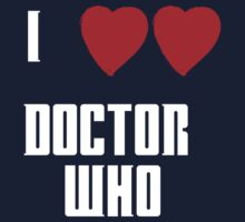 I love love doctor who by SamanthaMirosch