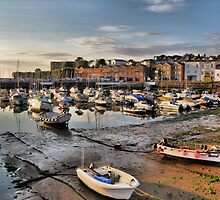 Paignton Harbour by ZirconInk