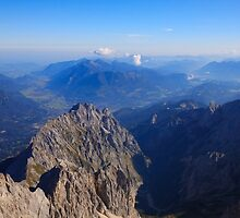 The Alps by Timothy L. Gernert