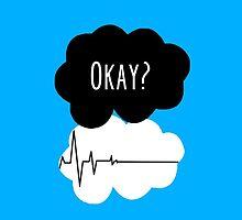 Okay? Not okay -  Tfios Flatline by suzeejobs
