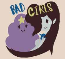 Bad Girls by chlorinecoffee
