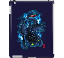 Night Fury Folklore iPad Case/Skin