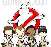 WHO YOU GONNA CALL?? by Bantambb