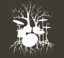 """Live the Beat to the Tempo of Creation"" ~ drum art , version1 T-Shirt"