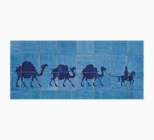 Silk Road Tile Camels, Khiva Kids Clothes