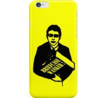 "The Inbetweeners - ""Briefcase Wanker!"" iPhone Case/Skin"