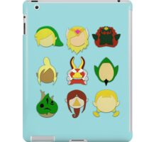 The Wind Waker (Minimalistic)  iPad Case/Skin