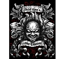 Third Time's the Charm Photographic Print