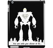 Super Iron Giant (Light) iPad Case/Skin
