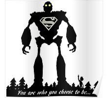 Super Iron Giant Poster