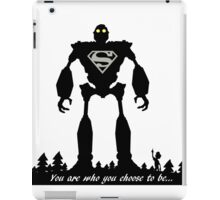 Super Iron Giant iPad Case/Skin