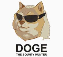 Doge the bounty hunter by icedtees