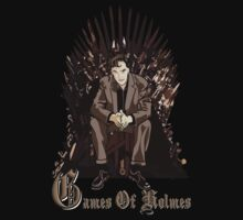 Game of Holmes Thrones by Arief Rahman Hakeem