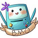 Flowr Crown: BMO by lythweird