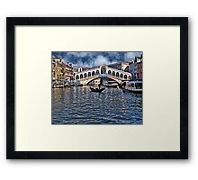 ⊱✿ ✿⊰⊹Gondola Ride In Venice Picture,Throw Pillow,Tote Bag ⊱✿ ✿⊰⊹ Framed Print