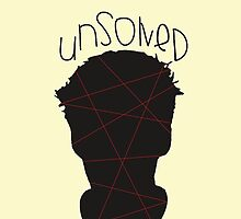 "Red is ""UNSOLVED"" by Spencerhudson"