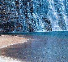 Twin Falls - Kakadu National Park, NT by Dilshara Hill
