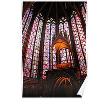 Awesome Saint Chapelle Poster