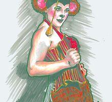 Velma Von Bon Bon - Monkey Business by tonito21