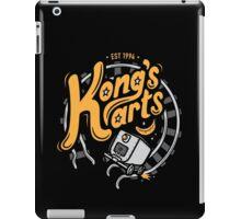 Kong's Karts iPad Case/Skin