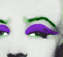 Joker Marilyn Sticker
