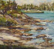 Fairlight to Manly, NSW by Terri Maddock