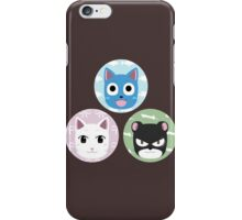 Happy, Charle, Lily iPhone Case/Skin