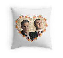 Beloved Mystrade Throw Pillow