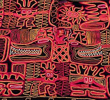 Incan Ideas by phil decocco