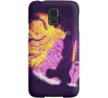 Virgo - Zodiac Lightburst Samsung Galaxy Case/Skin