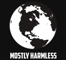 Mostly Harmless by Zaxley-Nash