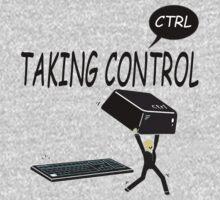 Taking Ctrl T-Shirt