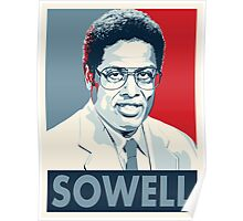 Thomas Sowell Poster