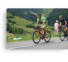 Nicolas Roche - Tour de France 2014 Canvas Print