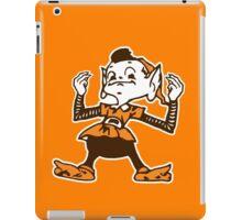 Johnny Manziel Cleveland Browns Elf  iPad Case/Skin